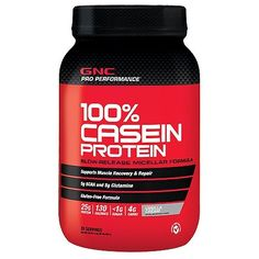 GNC Pro Performance® Casein Protein - Chocolate Supreme lb(s). for Like the GNC Pro Performance® Casein Protein - Chocolate Supreme lb(s). Casein Protein, Vanilla Cream, Supreme, The 100, Chocolate, Health, Beauty Vitamins, Food, Health Care