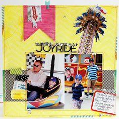 Joy Ride - Two Peas in a Bucket