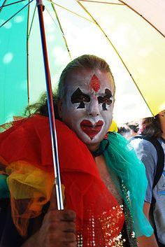 #photography #people #portraits #pride #LGTB  Pride Parade Tel Aviv 09 by Meir Jacob | מאיר יעקב, via Flickr
