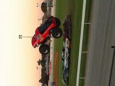 Monster truck! <3
