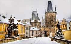 Romantica Praga - #Inverno #Capodanno