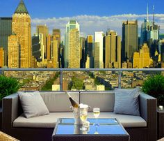 Rooftop Bars Worth a Visit: The Press Lounge, Ink48 in New York, NY #SelfMagazine