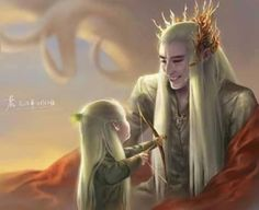 This. Is.  Adorable.  I normally wouldn't pin this kind of LOTR stuff but this is too cute not to pin!!