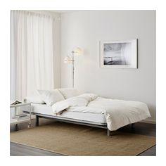 BEDDINGE LÖVÅS Sofa bed, Knisa turquoise Knisa turquoise -