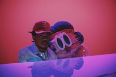 """American hip hop recording artist Chance the Rapper dropped a new music video """"Same Drugs"""" directed by Jake Schreier."""