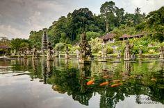 Tirta Gangga - Amazing scenery - Bali