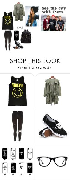 """""""5sos"""" by weber-350 on Polyvore featuring River Island, Vans, Muse, Calvin Klein and 5sos"""
