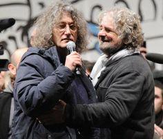 Paolo Putti e altri attivisti contro la candidata: vorrebbero Adriano Sansa