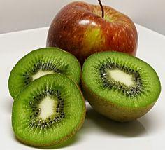 Suco de kiwi e maçã combate doenças do intestino | Cura pela Natureza.com.br