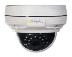 Q-See QTN8018D 1080p HD Weatherproof IP Dome Camera with 65-Feet Night Vision... #QSee