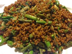 Shiftcon Eco-Wellness Conference in New Orleans and Wheat Berry Salad