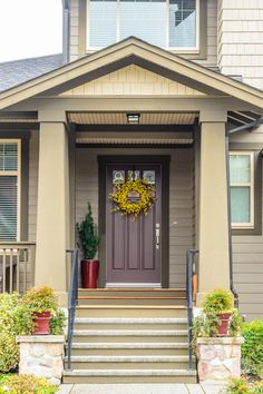 Here are some of the best ways to bring your front porch alive this spring. And the best thing about these tips? You can do them all yourself on a budget.