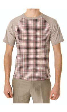 TS(S) dots printed cotton T-shirt - #menswear  www.sansovinomoda.it