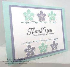 One Big Meaning, Petite Petals, Tin of Cards, Stampin Up, susanstamps.wordpress.com