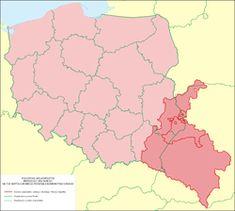 Europe map western blank
