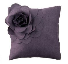 Corsage Cushion Cover