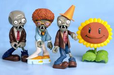 Image result for plants vs zombies 3d