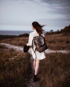 Venture Backpack in Bomber + @ellemayleckenby #tigventure