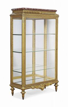A FRENCH GILTWOOD VI