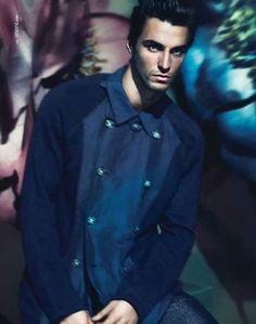 Giorgio Armani Spring/Summer 2014 Campaign