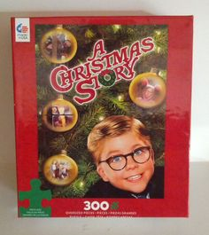 Ceaco Jigsaw Puzzle 300 Piece a Christmas Story 2015 Made in USA Toy for sale online A Christmas Story, Christmas Movies, Puzzle Toys, Toy Sale, Jigsaw Puzzles, Usa, Games, Gaming, Noel