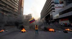 """15 de feb. de 2014 / """"Pedazo de foto señores, No es Ucrania,  es #Venezuela, que despierta, protesta y aclama LIBERTAD!"""""""