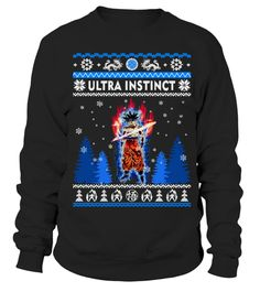 # Goku Ultra Instinct  Christmas Sweater .  The Best Gift For Christmas? This must have.Only available for aLIMITED TIME, so get yoursTODAY!  GET MORE BAD ASS DRAGON BALL DESIGN BY CLICKING THIS LINK BELOW:https://www.teezily.com/stores/saiyanstore>>Saiyan Dab Xmashere<< >>Fusion Xmas Here <<  Guaranteed safe and secure checkout via:  VISA   MC   DISC   AMEX   PAYPALTIP: SHARE it with your friends, order together and SAVE on shipping.