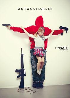 Fondation Unhate - Benetton - Untouchables 4