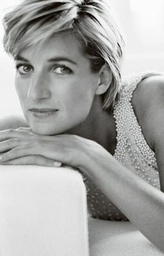 True class: Diana, Princess of Walles