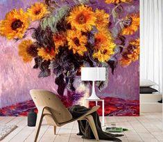Sunflowers Vase - AJ Walls - 1