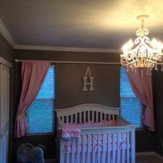 Harper's princess room