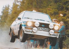 Ari Vatanen Sport Cars, Race Cars, Ford Motorsport, Wheel In The Sky, Monte Carlo Rally, Ford Rs, Rally Raid, Ford Escort, Car And Driver