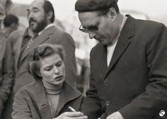 Il 29 agosto 1915 a Stoccolma (Svezia) e morta il 29 agosto del 1982 a Londra per un tumore al seno. Lei e Humphrey Bogart sono stati giudicati la coppia più romantica del cinema con il film Casablanca (1942) battendo Via col vento (1939) e West Side...