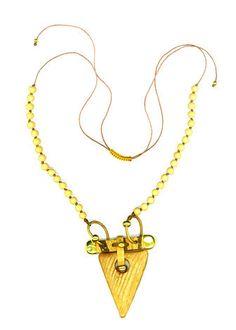 CORK CORD NECKLACE WITH WOOD Gold Necklace, Pendant Necklace, Handmade Bracelets, Cork, Jewellery, Earrings, Ear Rings, Gold Pendant Necklace, Jewels