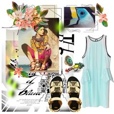 Untitled #2530 by katikadiva on Polyvore featuring Suboo and ASOS