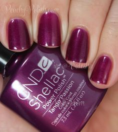 CND Tango Passion | Summer 2014 Paradise Collection | Peachy Polish