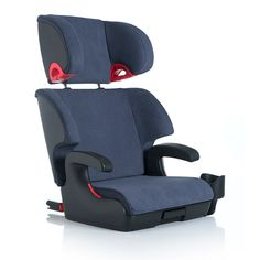 Cleks Oobr Ink Booster Seat Features Rigid Latch Install Innovative Recline Mechanism And Safety Beyond