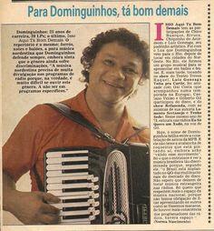 Matéria em Jornal de grande porte!