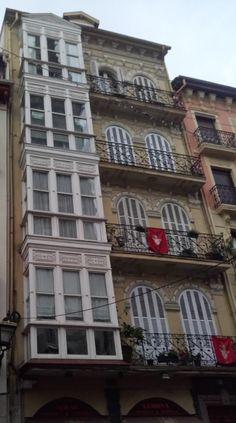 Miradores de Bilbao, plaza de Santiago, Casco Viejo