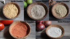 Herb Salt Recipe, No Salt Recipes, Other Recipes, Cooking Recipes, Masala Powder Recipe, Masala Recipe, Onion Powder Recipe, Food Lab, Diy Food