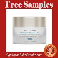 Free SkinCeuticals Samples!
