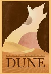 Dune by Frank Herbert. One of NPR's Top 100 Science-Fiction & Fantasy Books - How many have you read? Dune Series, Dune Frank Herbert, Good Books, Books To Read, The Big Read, The Matrix, Dune Art, Jodorowsky's Dune, Denis Villeneuve