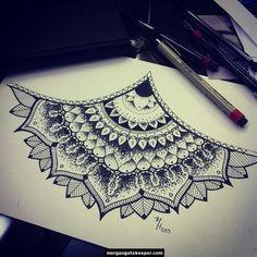 henna mandala - Google Search