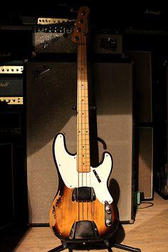 '55 Fender Precision