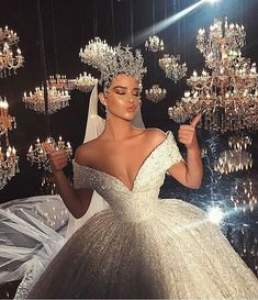 "1,452 curtidas, 9 comentários - Page Evindara Official (@page_evindara) no Instagram: "" Follow for more @page_evindara _ _ _Admin @jananra _ _ #weddingdress #dress#photography…"""