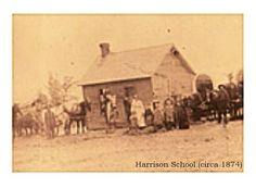 Harrison High School 1874 - Colorado Springs, CO