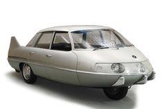 Pininfarina X (1960)