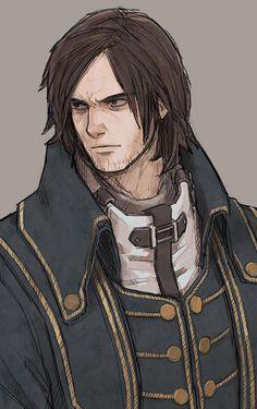 Lord Protector Corvo Attano