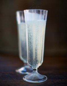 A super-simple, refreshing vodka cocktail with an aromatic edge of elderflower. Great for welcome drinks at parties.