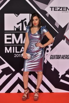 Pin for Later: La Guest List des MTV EMAs Était Plutôt Surprenante Charli XCX